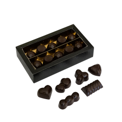 Cioccolatini Gianduia Assortiti 10 pz.