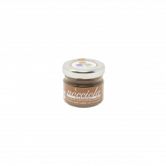 Crema Nòcciola Classica 25 gr.