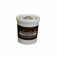 Crema Nòcciola Fondente 1 Kg